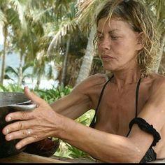 Isola dei Famosi 12: Eva Grimaldi spaventata dalla fame