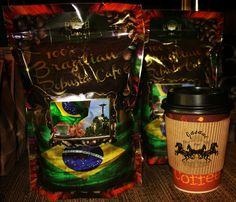 Brazilian Robusta Cafe!