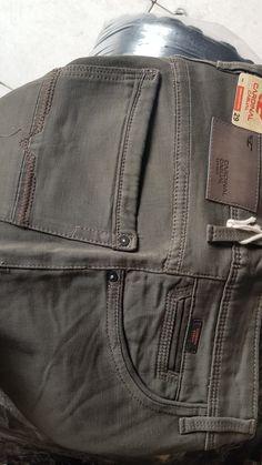 Stylish Shorts For Men, Clothing Store Design, Men Trousers, Leather Label, Diesel Jeans, Denim Jeans Men, Cotton Pants, Girls Jeans, Colored Jeans