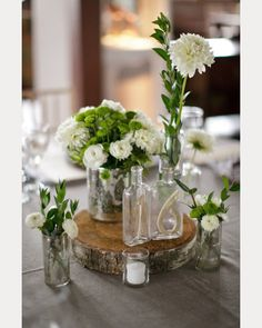 Awesome Wedding Table Number Ideas You'll Want To Copy - Mon Cheri Bridals