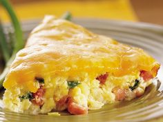 Ham and Pineapple Bake-looks like and easy thing to put into the oven on a busy week night.