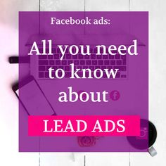 FB lead ads could be very interesting option Facebook Marketing, Social Media Marketing, Ads, Business, Store
