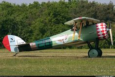 Nieuport 28 C1 (replica) aircraft picture