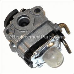 Buy a Carburetor Assembly for your Lawn Equipment - This is an original replacement carburetor designed for use with Ryobi string trimmers. Ag Mechanics, Lawn Mower Repair, Lawn Equipment, Engine Repair, Weapons Guns, Small Engine, Chainsaw, Power Tools, Metal Working
