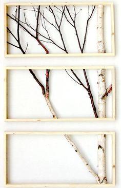decorazione con materiali naturali 15