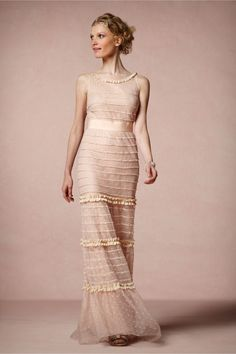 Maid of honor-  Swansdown Dress in Bridal Party & Guests View All Dresses at BHLDN