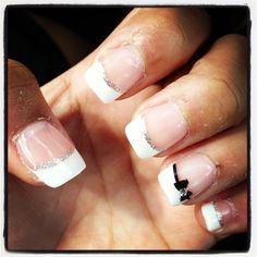 #wedding #nails #bride