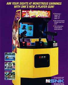 On instagram by gamesyouloved #retrogaming #microhobbit (o) http://ift.tt/1rPGyZl a beast!!! Anyone remember this!?  #arcades