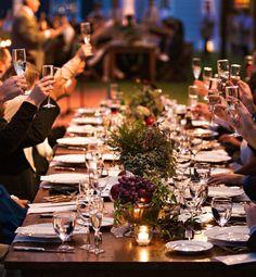 modern botanical wedding designed by A Charming Fete / #BoutiqueBridalBazaar