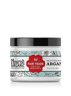Rejuvenating Argan Butter – Nourish Organic