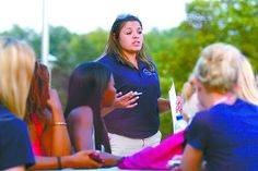Local colleges offer various services and activities to help new students with big transition - by Beth Ann Downey, The Altoona Mirror