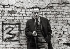Henri Cartier-Bresson, New York, NY, Photo by Arnold Newman, 1947