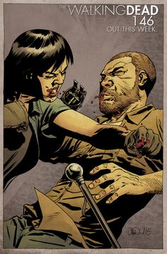 The Walking Dead #146 Discussion