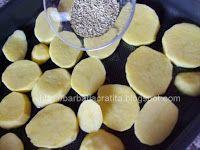 Muşchi felii cu cartofi la cuptor | Rețete BărbatLaCratiță Kefir, Pork
