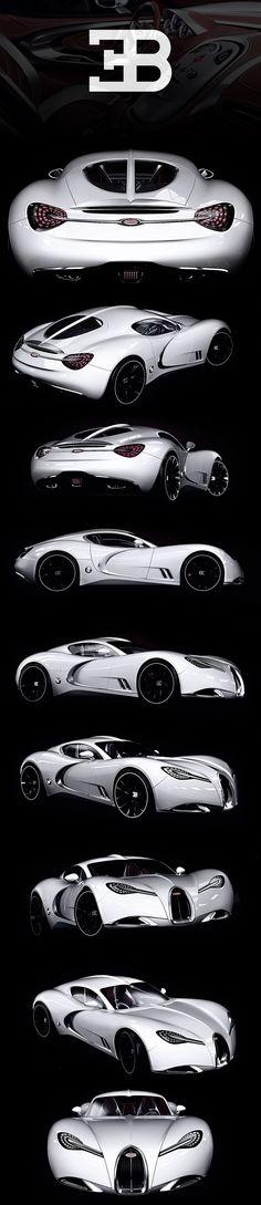 Bugatti-Gangloff Concept
