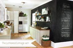 The Lettered Cottage kitchen