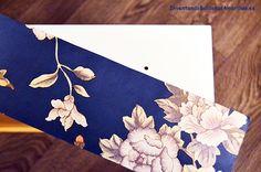 Cómo decorar cajones con papel