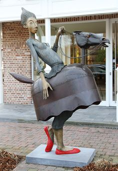 Collection Here Pokal See Fischer Fisch Hütte Kunst Bronze Skulptur Statue Figur Figur T Metallobjekte