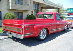 1972 Chevy Dually