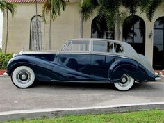 1954 Rolls-Royce Silver Wraith :