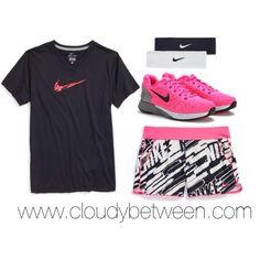 Tween Fashion pink nike