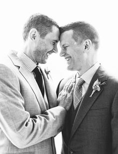 These same-sex wedding photos will remind you what pure joy and love looks like