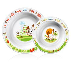 b17822ffb5c Avent Two Bowl Set 6M+ Baby Shop Online