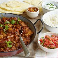 Mary Berry's Lamb Dhansak
