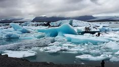 Tag 2: Gletscherlagune Jökulsarlon