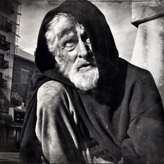 a strong #old #man #portrait #streetphotography image by Roger Clay