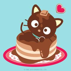 Sanrio: Chococat:)