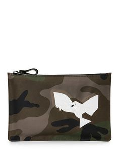 b4574441aab1 Camouflage Flat Pouch Camo Designs