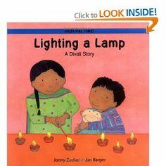 Lighting a Lamp: A Divali Story (Festival Time): Amazon.co.uk: Jonny Zucker, Jan Barger Cohen: Books