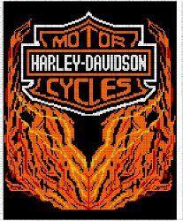 Harley Davidson Patterns Free Harley Davidson logo ...