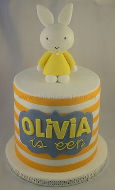 Miffy for Olivia