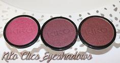 red Kiko eyeshadows http://www.talasia.de/2015/06/12/beauty-tauschpckchen-mit-bianca/
