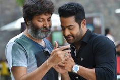 Aravindha Sametha Working Stills - Social News XYZ Check out these cool working stills from Stay tuned for Pre-release event details Upcoming Movies, New Movies, Koratala Siva, Gentleman Movie, Allu Arjun Wallpapers, Movie Titles, Family Values, Telugu Cinema, Telugu Movies