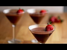 Easy Vegan Chocolate Mousse