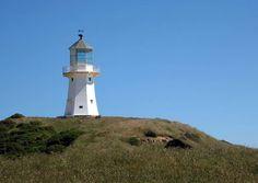 Pencarrow Lighthouse, New Zealand