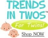 Twin Diaper Bags - Twin Maternity Tees - Twin Clothing - Twin Gifts - Shop Now!