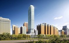 56-Story Apartment Tower Across From Grant Park Takes Next Big Step