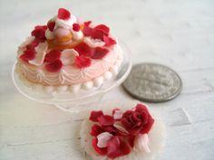 Miniature Laduree St Honore Cake 1-12  by ~Snowfern