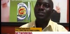 AIM GLOBAL featured on BBC NEWS Global Business, Bbc News