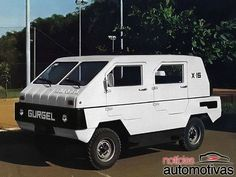Gurgel X-15  If you want an SUV, there's your car.