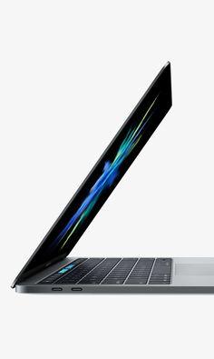 Apple Macbook Pro 2016 in Space Gray More