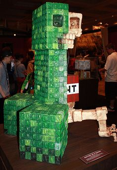 Minecraft Creeper Plush Toy With Sound Paulie Pinterest - Minecraft schone holzhauser