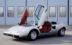1974 Lamborghini Countach - LP400 Periscopio   Classic Driver Market