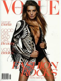Vogue Austrália - Jun 2012