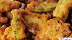 Le zucchine in pastella sono un gustosissimo contorno e si possono preparare in maniera facile e veloce. Esistono tante varianti per preparare questa delizia, v