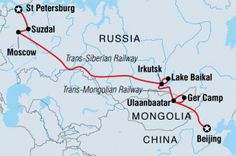 Intrepid - Trans-Mongolian Experience
